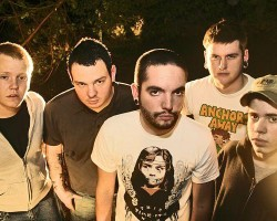 На фото A Day to Remember