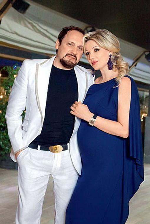 фото жены стаса михайлова инны